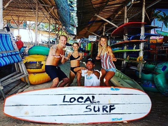 Nha Trang Local Surf School