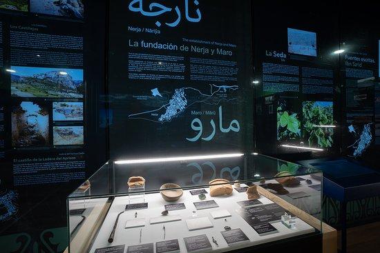Museo de Nerja: Nerja y Maro en época medieval.