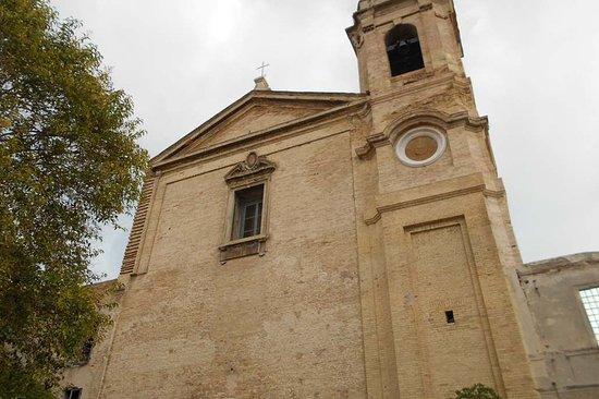 Ancona, Italien: Chiesa di san Gregorio Illuminatore ex convento di san Bartolomeo.