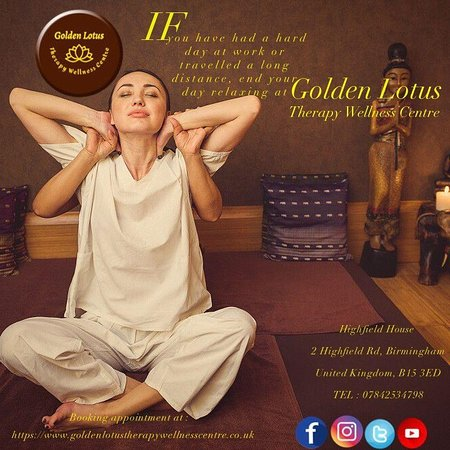 Golden Lotus Therapy Wellness Centre