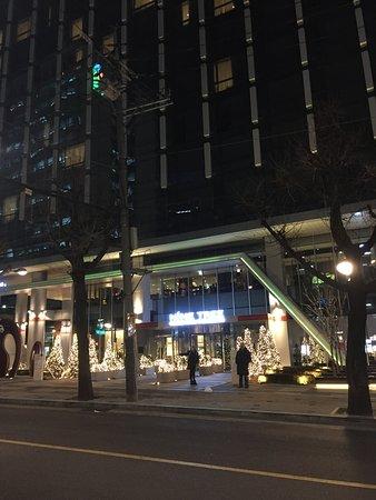 Seoul visit