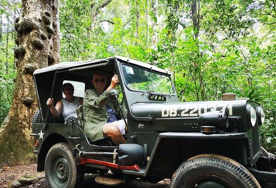 Vietnam Jeep Adventures