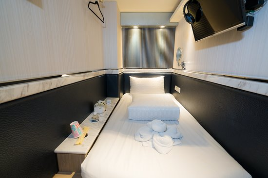 Starry Sky Boutique Hotel / Space Capsule: 單人膠囊房