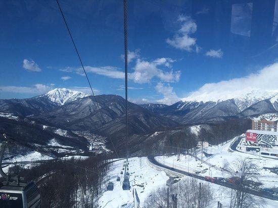 Rosa Khutor Ski Resort
