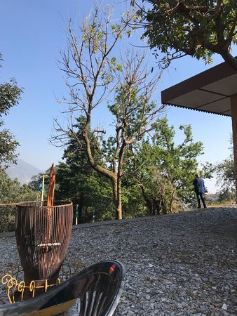 Balcony - Picture of The Dolina Retreat, Mussoorie - Tripadvisor