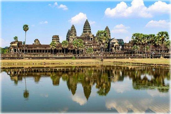 Cambodia - Angkor Wat, Siem Reap