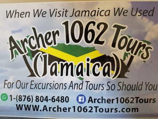 Archer1062 Tours