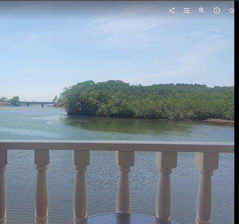 Puerto Caldera, Costa Rica: balcon