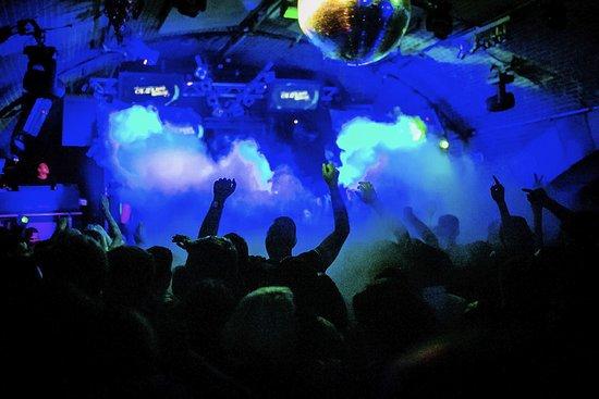 Matrix Club Berlin : Breathtaking atmosphere