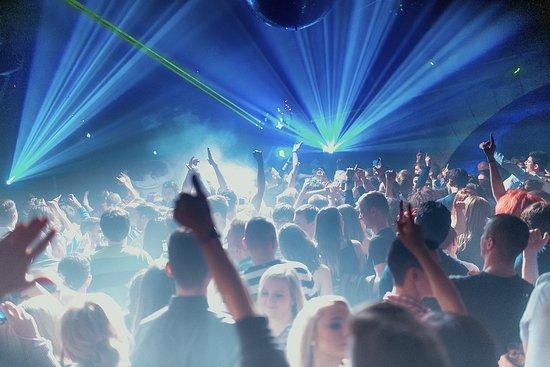 Matrix Club Berlin : Laser Show