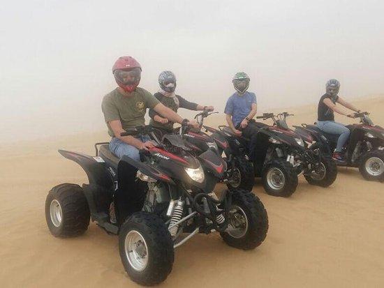ATV Tour Dubai