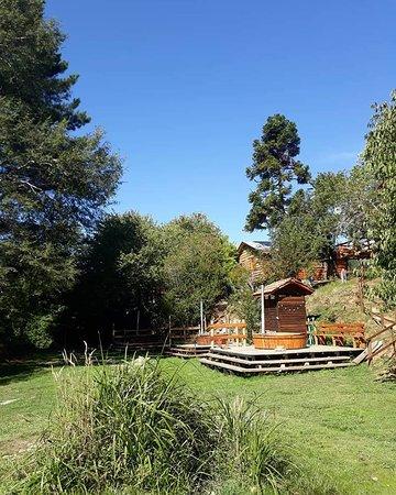 Puren, Чили: Tinajas en un entorno natural