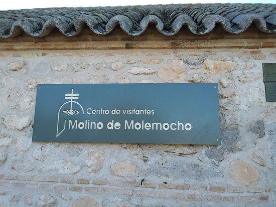 Molino de Molemocho. Río Guadiana. Parque Nacional de las Tablas de Daimiel. Ciudad Real. Interior del Centro de Visitantes del Molino.