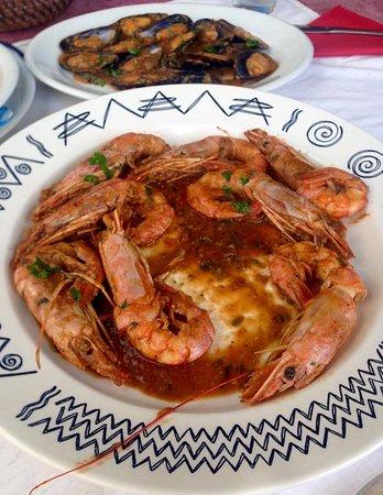 Geni, Hellas: SEA  FOOD