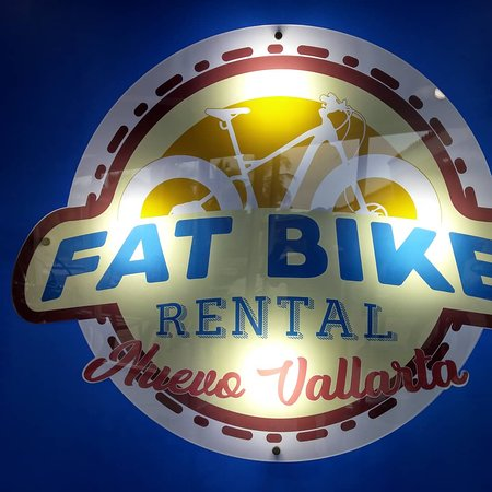 Flamingos, เม็กซิโก: FAT BIKE RENTAL.. The way to tour around Nuevo Vallarta and Bucerias.