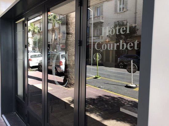 Hôtel Courbet