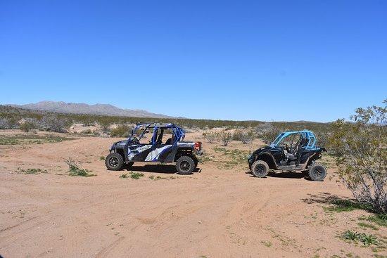 Dolan Springs, AZ: 4 Seater and 2 Seater
