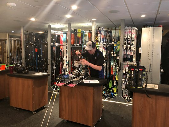Christy Sports Ski & Snowboard Rentals