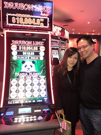 Club Serrano member Zachary S. turned a $5 bet on Aristocrat's Panda Magic Dragon Link and won $17,205.66 at San Manuel Casino on March 15, 2019.