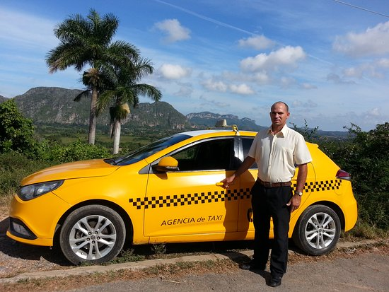 Taxi From Vinales