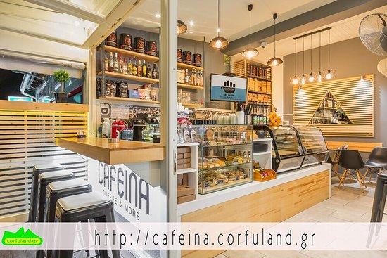 CAFEINA COFFEE&MORE, Corfu - Restaurant Reviews, Photos & Phone Number -  Tripadvisor