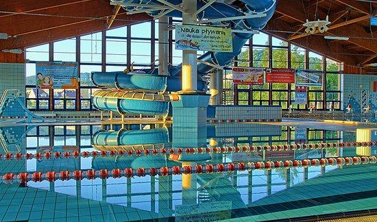 Bielawa, بولندا: Pływalnia Aquarius