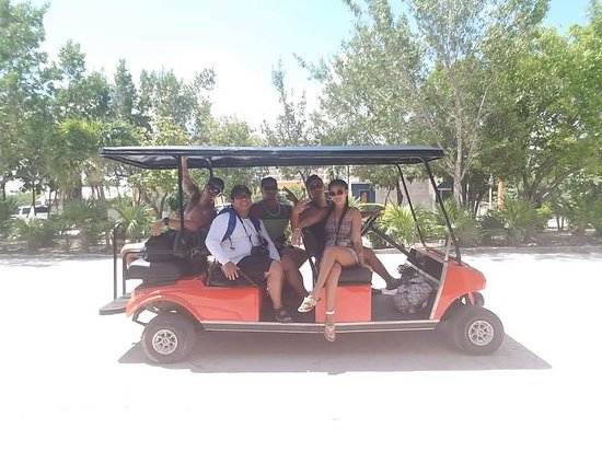 Inel Golf Car