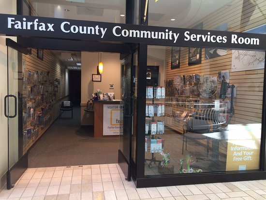 Fairfax County Visitor Information Center