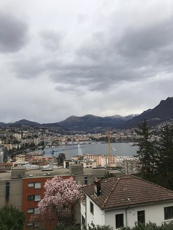 my vacation trip to lugano