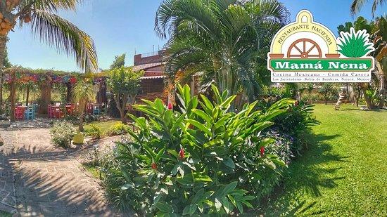 Jarretaderas, เม็กซิโก: Hacienda Mama Nena