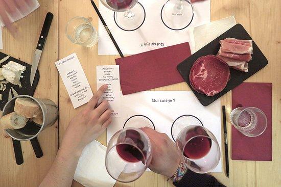 Les Denises : Dégustation de vin à Bordeaux