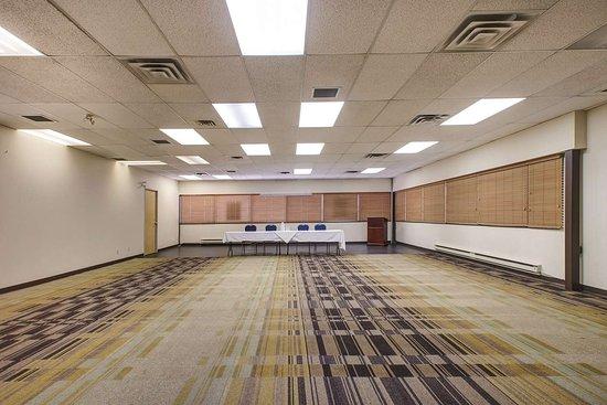Nisku, Canada: Meeting room
