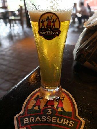 Sympa, bonne bière...