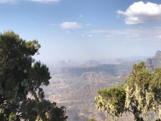 Simien Mountain Hiking