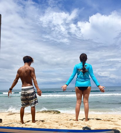 Mahalo Bali Surf School