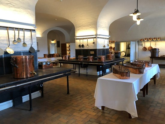 The Royal Kitchens of Christiansborg Palace