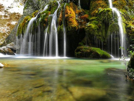 Casaletto Spartano, Ý: Cascata Capelli di Venere