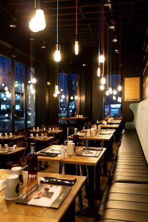 Basilic & Co Lille: La salle de restauration de nuit