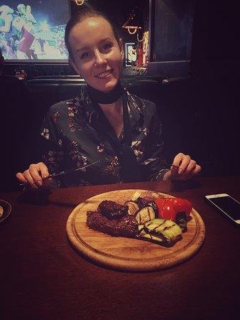 Chelsea Pub: На фото моя любимая девочка)