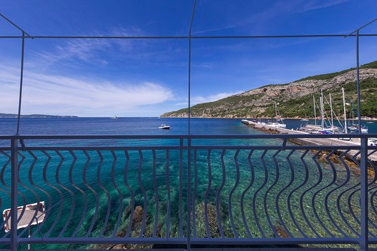 Balcony - Picture of Komiza Provita Accommodation, Island of Vis - Tripadvisor