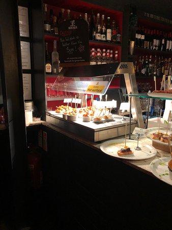 pix pintxos london mediterranean restaurant reviews photos rh tripadvisor com