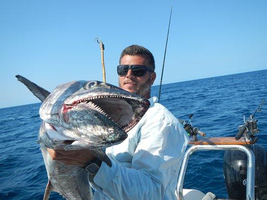 Заповедник Помене, Мозамбик: Great Fishing