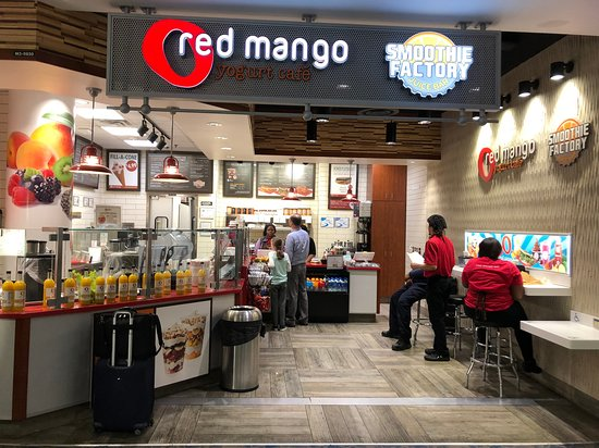 8070bcc77e12 the mango place - Picture of Red Mango