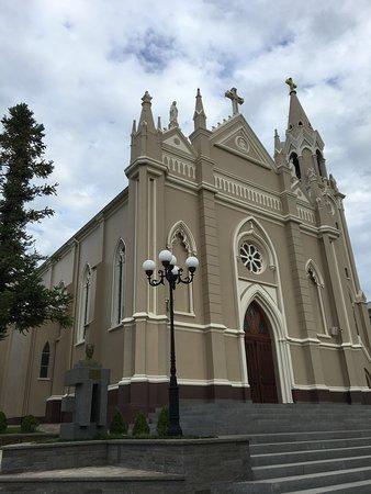 Parai, RS: Igreja