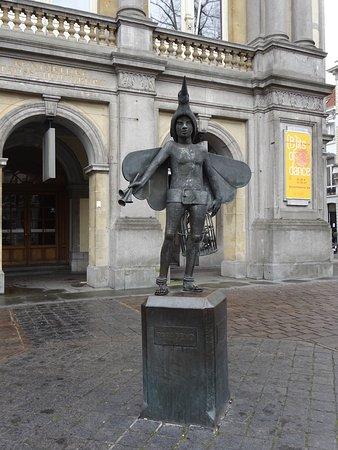 Papageno uit de Toverfluit van Mozart