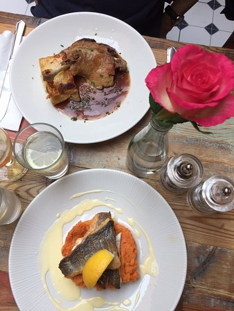 Great French food in the heart of York