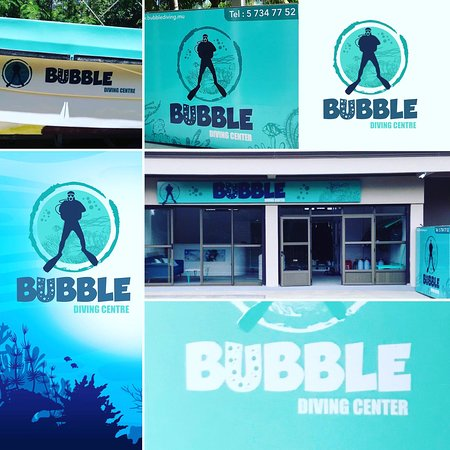 ‪Bubble Diving Center‬