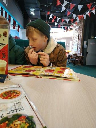 Forrest Gump Family Cafe Obninsk Restaurant Bewertungen