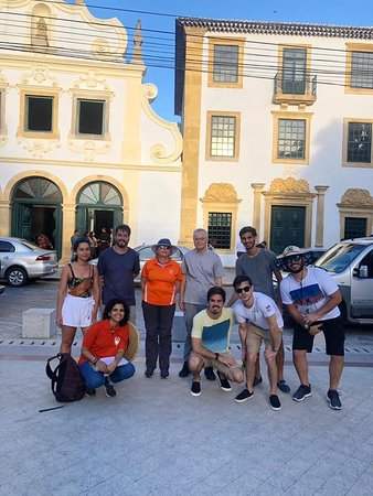 Olinda Free Walking Tour