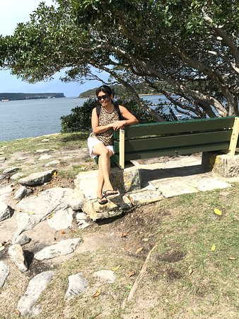 Balmoral, Australia: This is a very relaxing area, if you are a quite place, love it! I always come here , and magnificient small island.